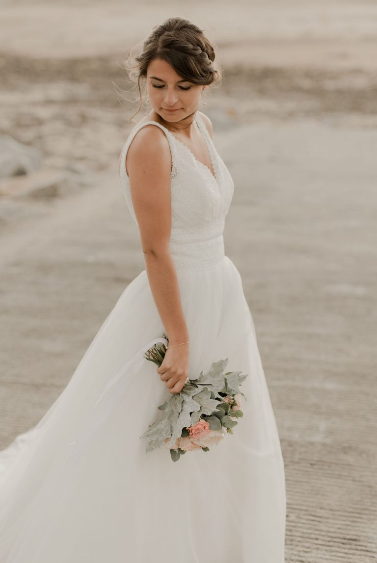 Photo de mariée