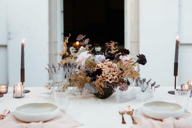 Wedding planner & designer à la Dîme de Giverny