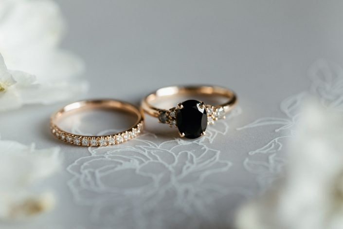 Un mariage moderne et contemporain