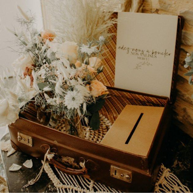 Location urne mariage