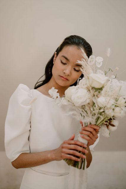 bouquet de mariee renoncules