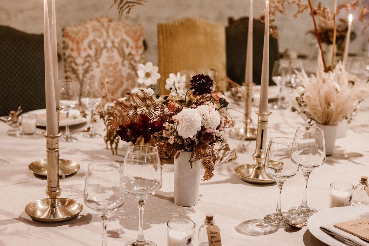 decoratrice mariage manche